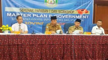 Seminar dan Workshop Master Plan E-Government